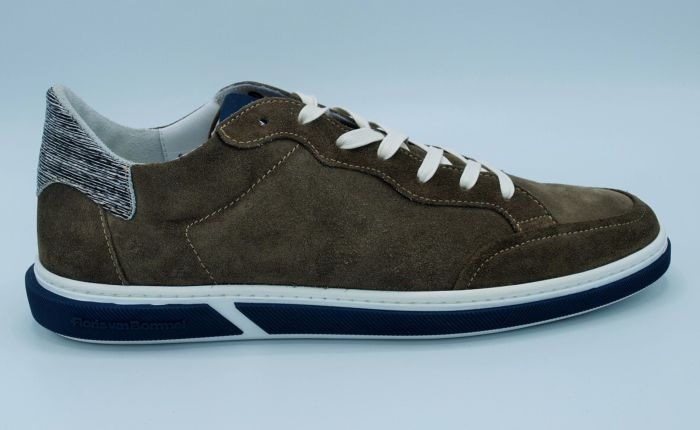 Sneaker 13350 Taupe Suede
