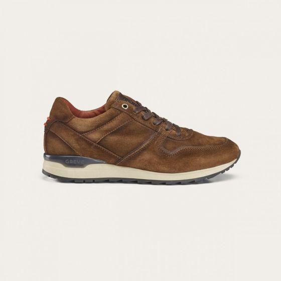 Greve Sneaker Fury 7243.28 Tabacco Merino