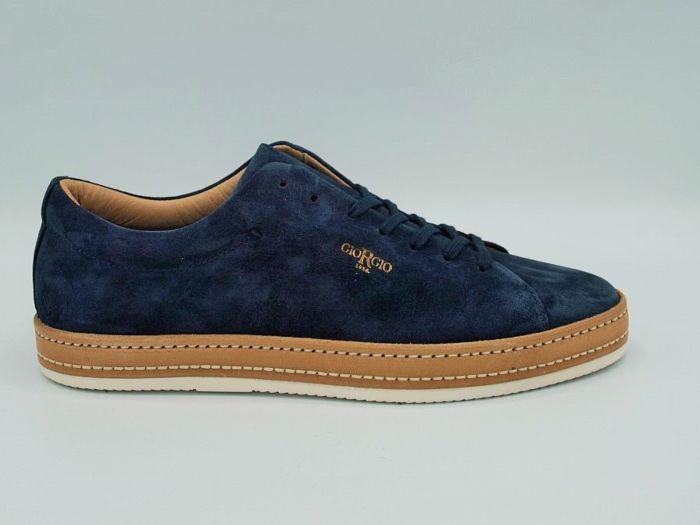 Giorgio Sneaker 7600407 FOX341 Indaco