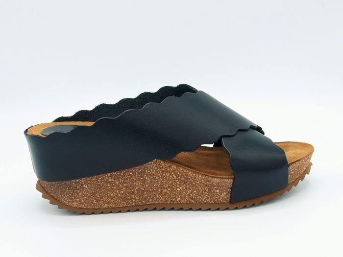 Hee Sandaal 20012 Negro